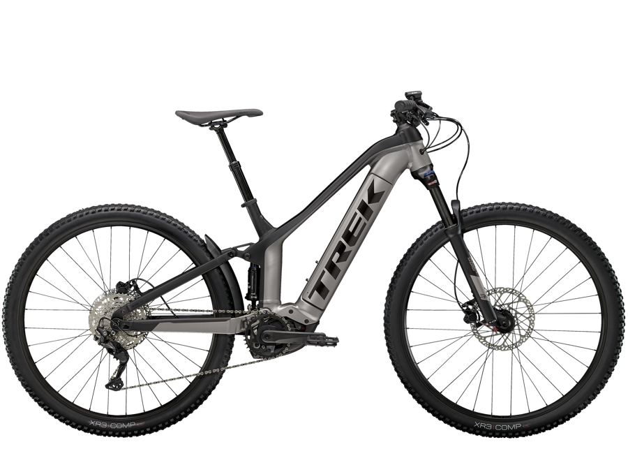 Trek Powerfly FS 4 625W S (27.5  wheel) Matte Gunmetal/Matte Black
