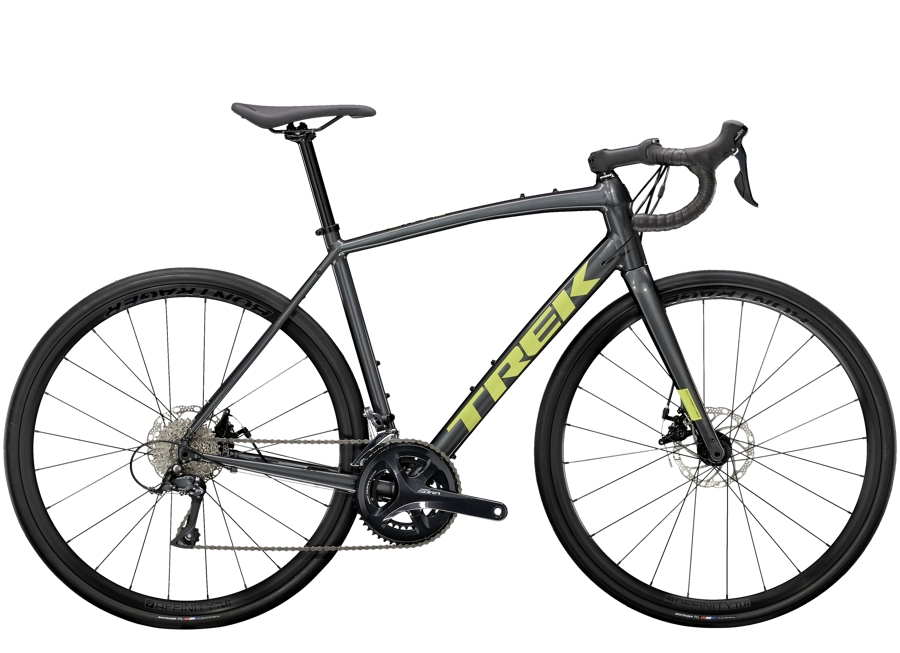 Trek Domane AL 3 Disc 49 Lithium Grey/Volt