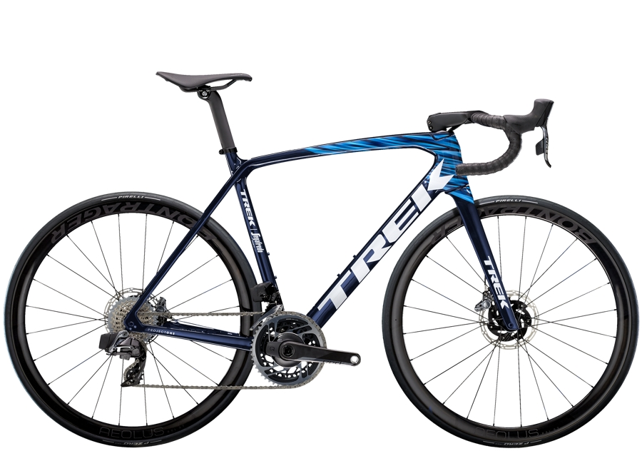 Trek Émonda SLR 9 eTap 60 Navy Carbon Smoke/Blue