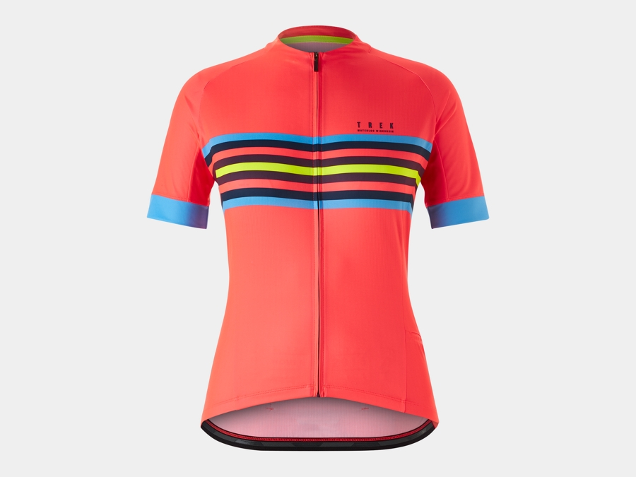 Bontrager Jersey Anara LTD Women Large Radioactive Coral