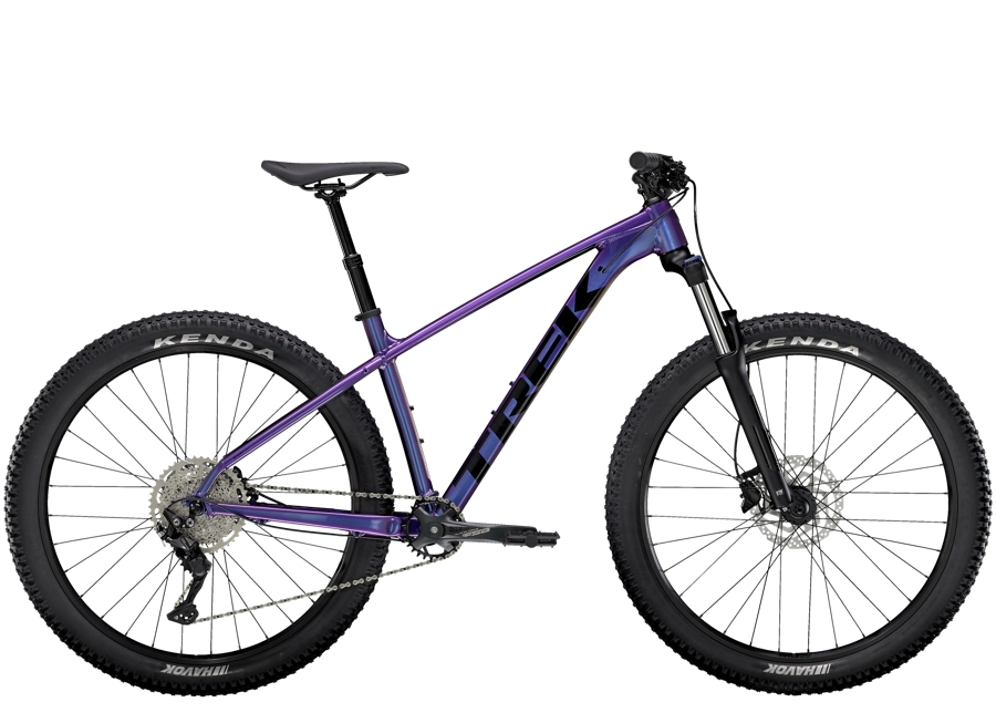 Trek Roscoe 6 L Purple Flip/Trek Black