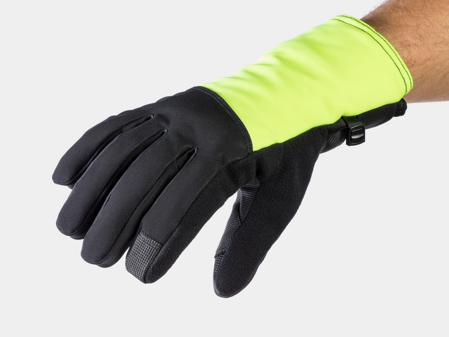 Bontrager Glove Velocis Winter X-Large Radioactive Yellow