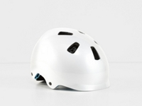 Bontrager Helm Jet WaveCel Child White/Azure CE