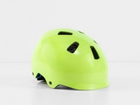 Bontrager Helm Jet WaveCel Child Vis Green/Royal CE
